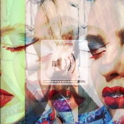 freetoedit remixed makeup redlips holga