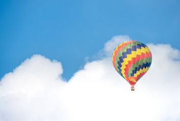 freetoedit balloon sky clouds cloudy