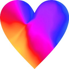 ftestickers heart gradient