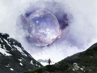 freetoedit dailyremix galaxy sky hikingremix