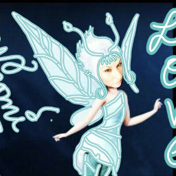 freetoedit outlinescontest myedit myface fairy