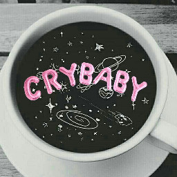 crybaby space freetoedit