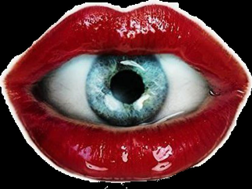 Lips kiss images gif