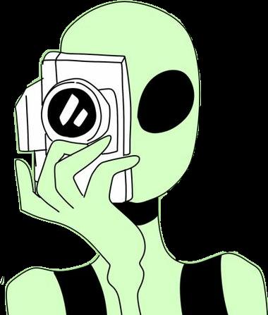Ovnis tumblr freetoedit sticker by brisa blanco voltagebd Image collections