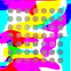 ftestickers rainbowcolors shapemask dots freetoedit