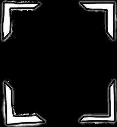 ftestickers frame border corners white