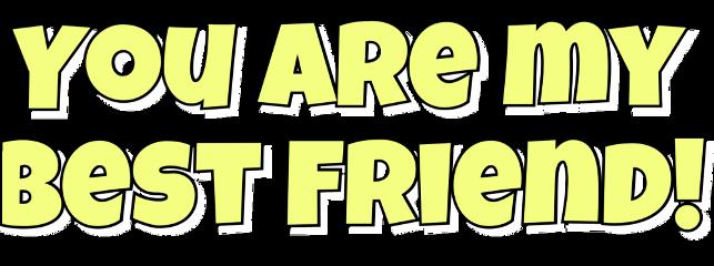 ftestickers text bestfriend friends bff