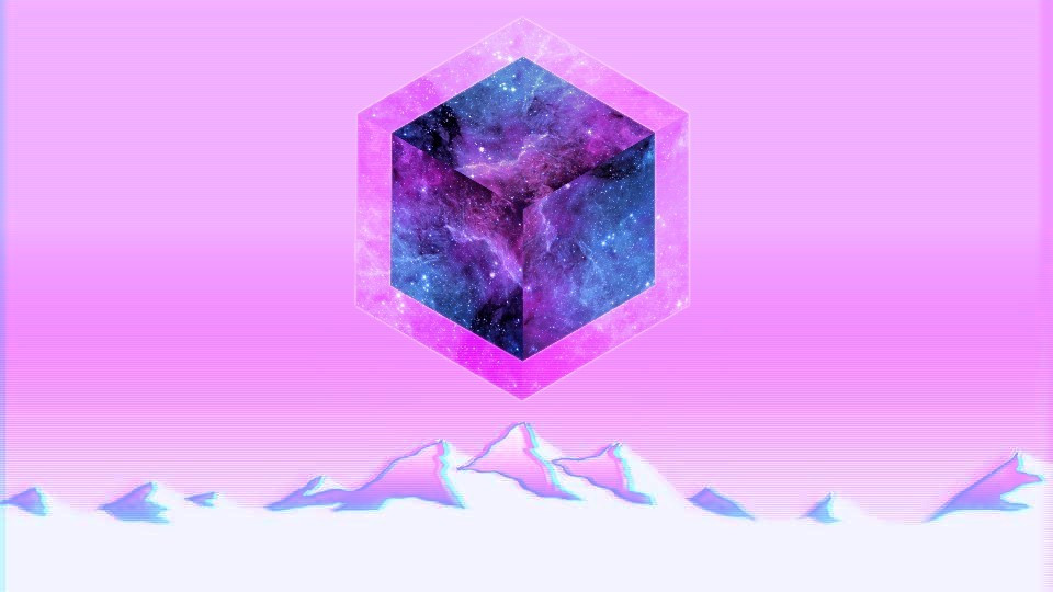 #synthwave #synthetic #vaporwave #vaporart #vaporwaveart #cube #cubes #cubeedits #cubed #galaxy #galaxyedit #universe