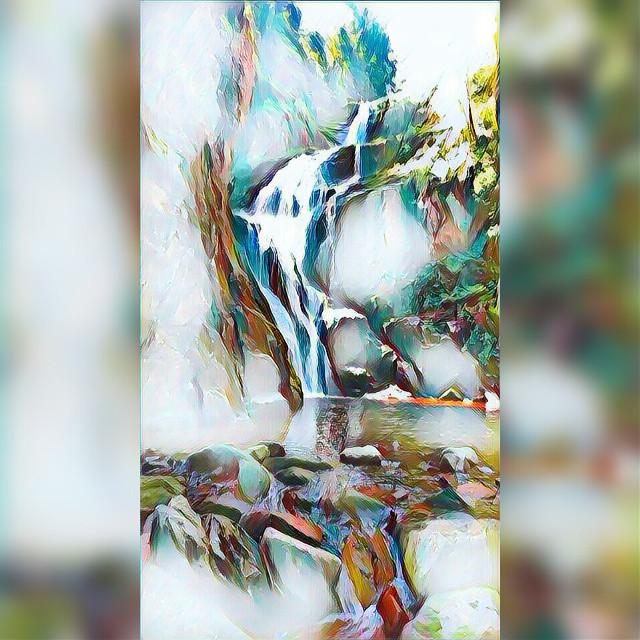 #waterfall #poland #poland2017 #water #nature #naturephotography
