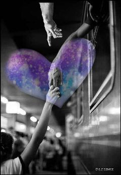 freetoedit heart love destiny music