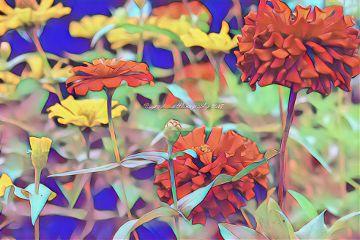 flora flower picsart art freetoedit