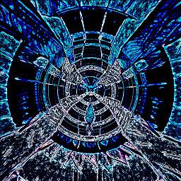 freetoedit space neon