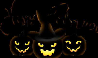 halloween pumpkins jackolanterns spooky ftestickers