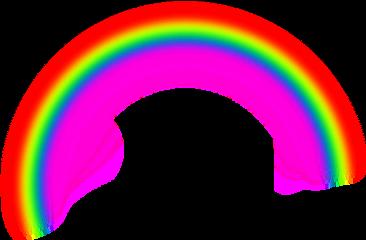rainbow color freetoedit