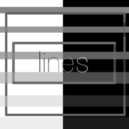 freetoedit lines blackandwhite grey