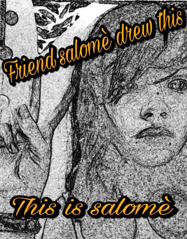 #FreeToEdit  #salome @qayrma