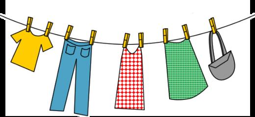roupas clothes varal fashion freetoedit