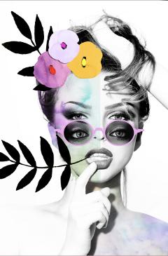 design art graphicdesign collage glasses