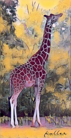 freetoedit giraffe magiceffects art animal