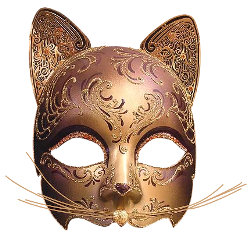 mask cat face freetoedit