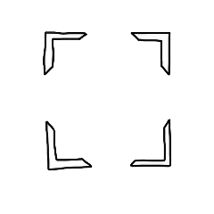 blackandwhite overlays camera emotions freetoedit