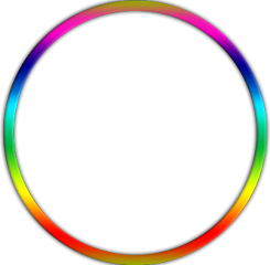 ftestickers circle rainbow freetoedit
