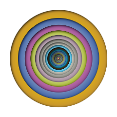 ftestickers circle freetoedit