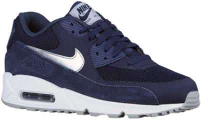ftesneakers sport shoes nike blue