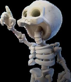 freetoedit clashroyale clashofclans skeleton esqueleto