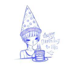 freetoedit birthday happy mydrawing drawing