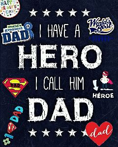 hero father fathers fathersday fathersday2017 freetoedit