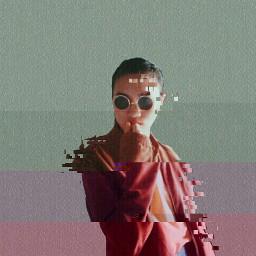 glitch glitchy impressechd background following freetoedit