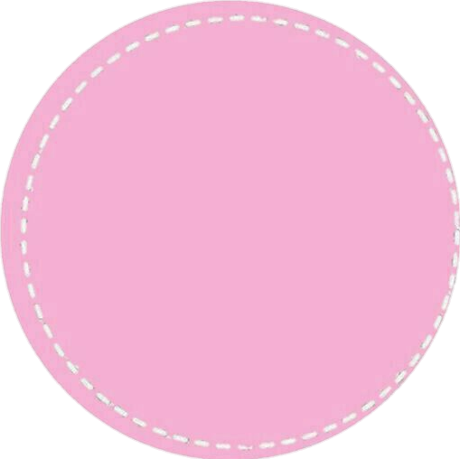 circulo rosa circle pink Cute Cartoon Animals cute animal clip art printables