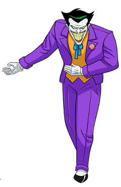 joker guason dc comics cartoons