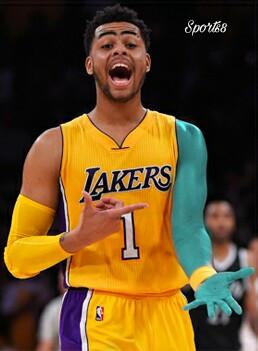 #IceInMyVeins #NBA #DangeloRussell #LosAngelesLakers