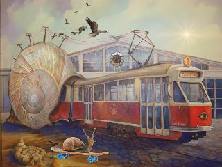 freetoedit train slug fantasyart funny