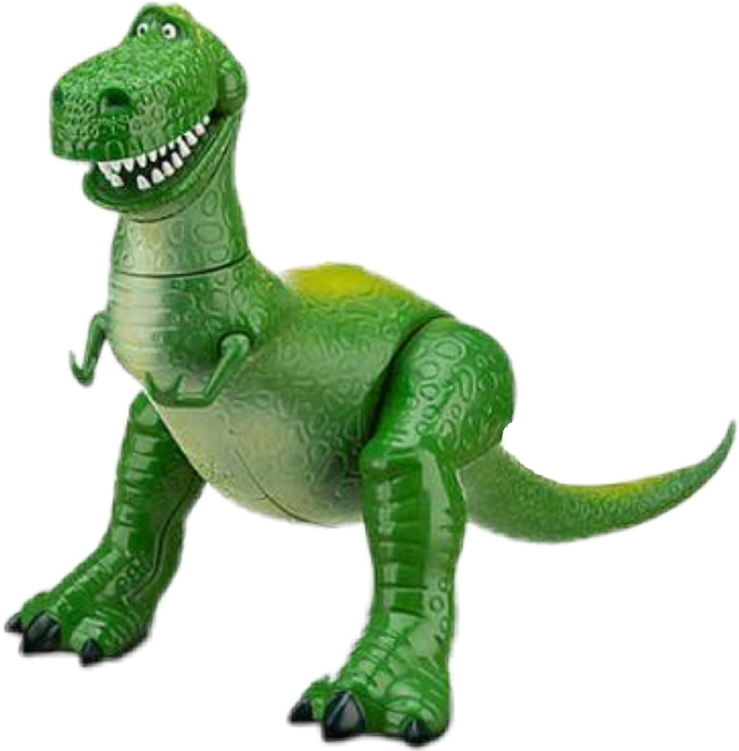 Rex toystory sticker by anaccb2015 - Dinosaure toy story ...