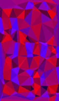 freetoedit abstract red polygon