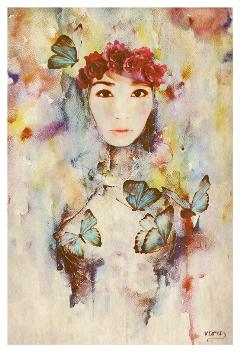 freetoedit myart myself myedit painting