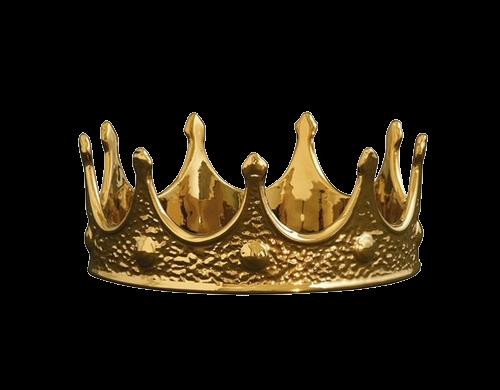 Tumblr Corona Tiara Men Diadema Gold Dorado Yellow Amar