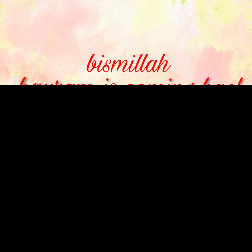 # bismilla#collage