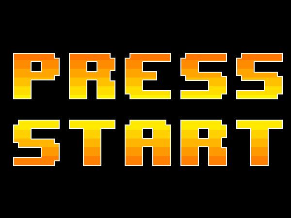 #ftestickers #pressstart #press #start #videogame #videogames #games #game #pixel #text #yellow #gold #retro #vintage #hipster #sega #nintendo #gaming #freetoedit