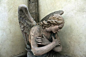 photography sculpture angel wings emotions freetoedit