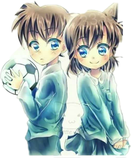 #ran & Shinichi