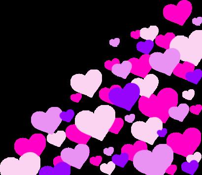 #hearts #heart #corazones #coeurs #stickers #autocollants #smile #pegatinas