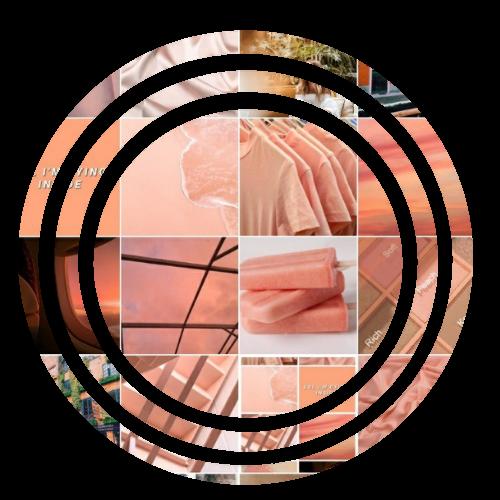 Peachy keen! #peach #edit #overlay