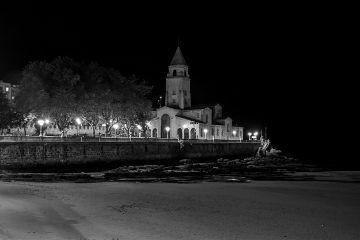 blackandwhite photography citylights