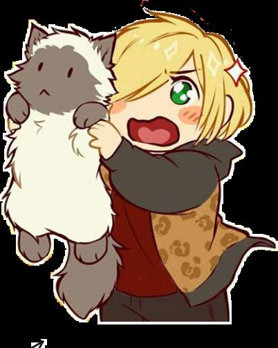 #kawaii #cute #yurionice #yuriplisetsky #yurio #cat #tiger