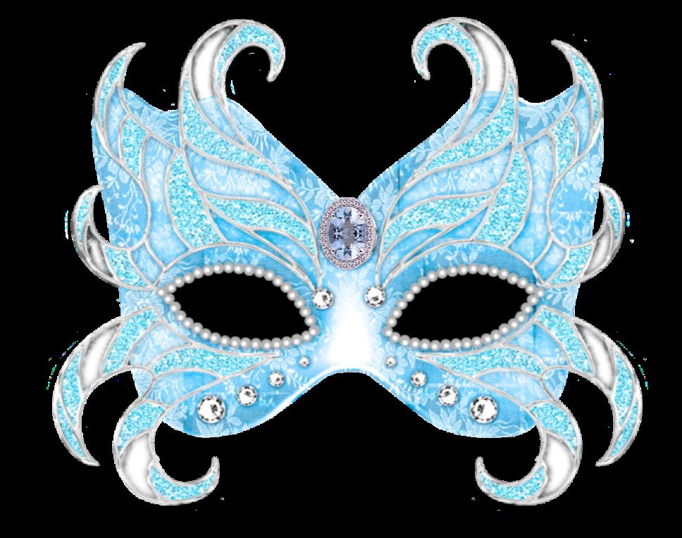 #mask #blue#freetoedit