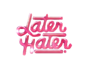 laterhater pink quotes sayings words
